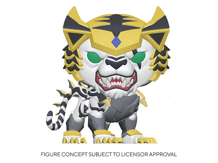 Funko Pop! Bakugan: Tigrerra Anime Manga Funko