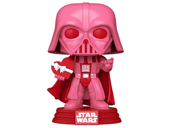 PRÉ VENDA: Funko Pop! Valentines Vader with Heart