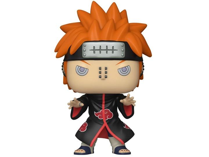 Pré Venda: Funko Pop! Naruto Shippunden: Nagato Pain -  Akatsuki - Anime Manga -  Funko