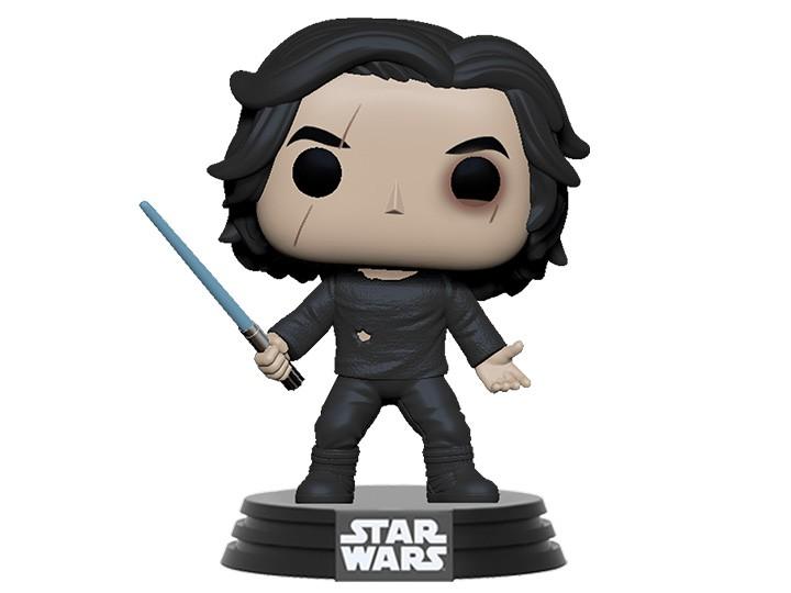 Funko Pop! Star Wars: A Ascensão Skywalker - Ben Solo Com Sabre Azul - Kylo Ren - Funko