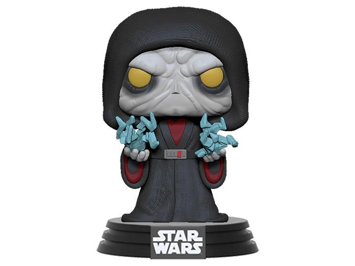 Funko Pop! Star Wars: A Ascensão Skywalker - Lord Sith Palpatine Revitalizado Darth Sidious - Funko