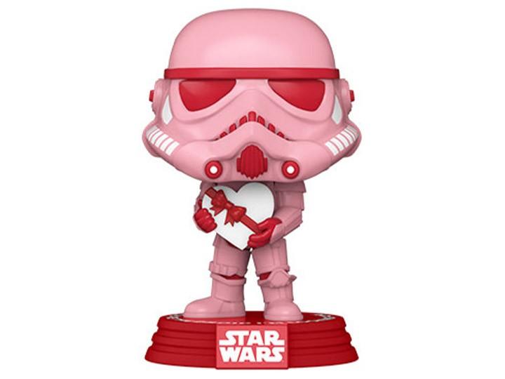 PRÉ VENDA: Funko Pop! Valentines Stormtrooper with Heart