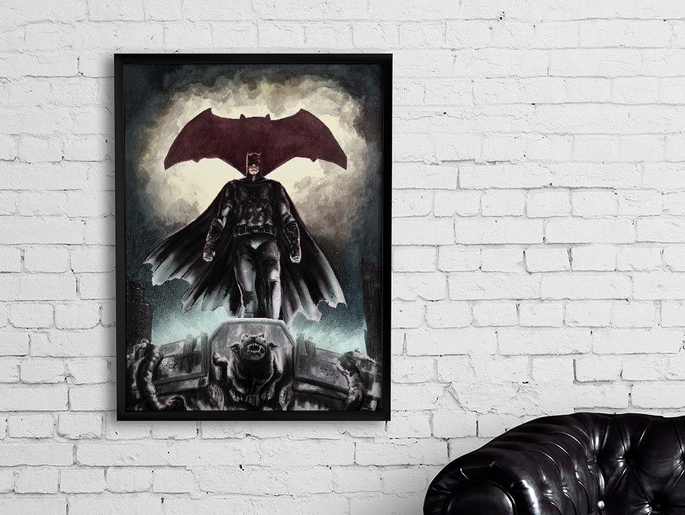 Quadro Batman: Liga da Justiça (Justice League)