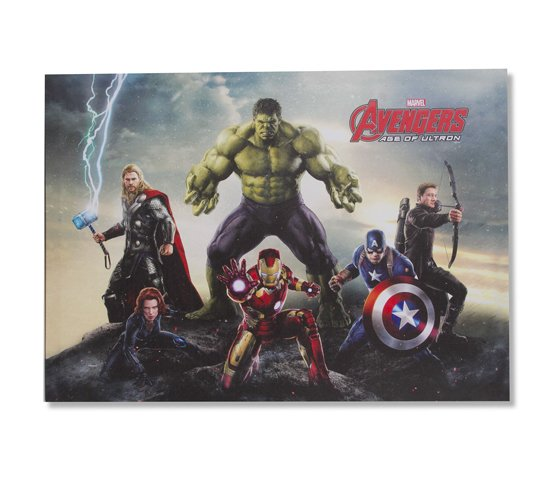 Quadro Canvas Avengers Filme - Marvel