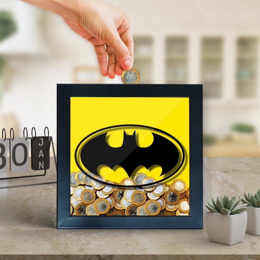 Quadro Cofre 3D Batman