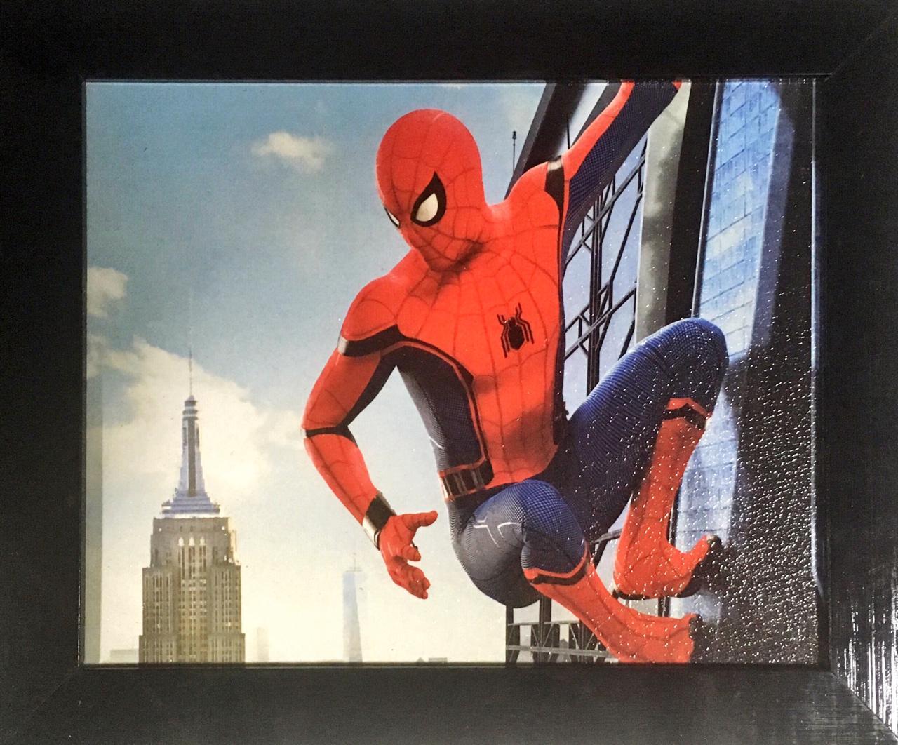 Quadro com Moldura: Homen-Aranha (Spider-Man) - 24x29