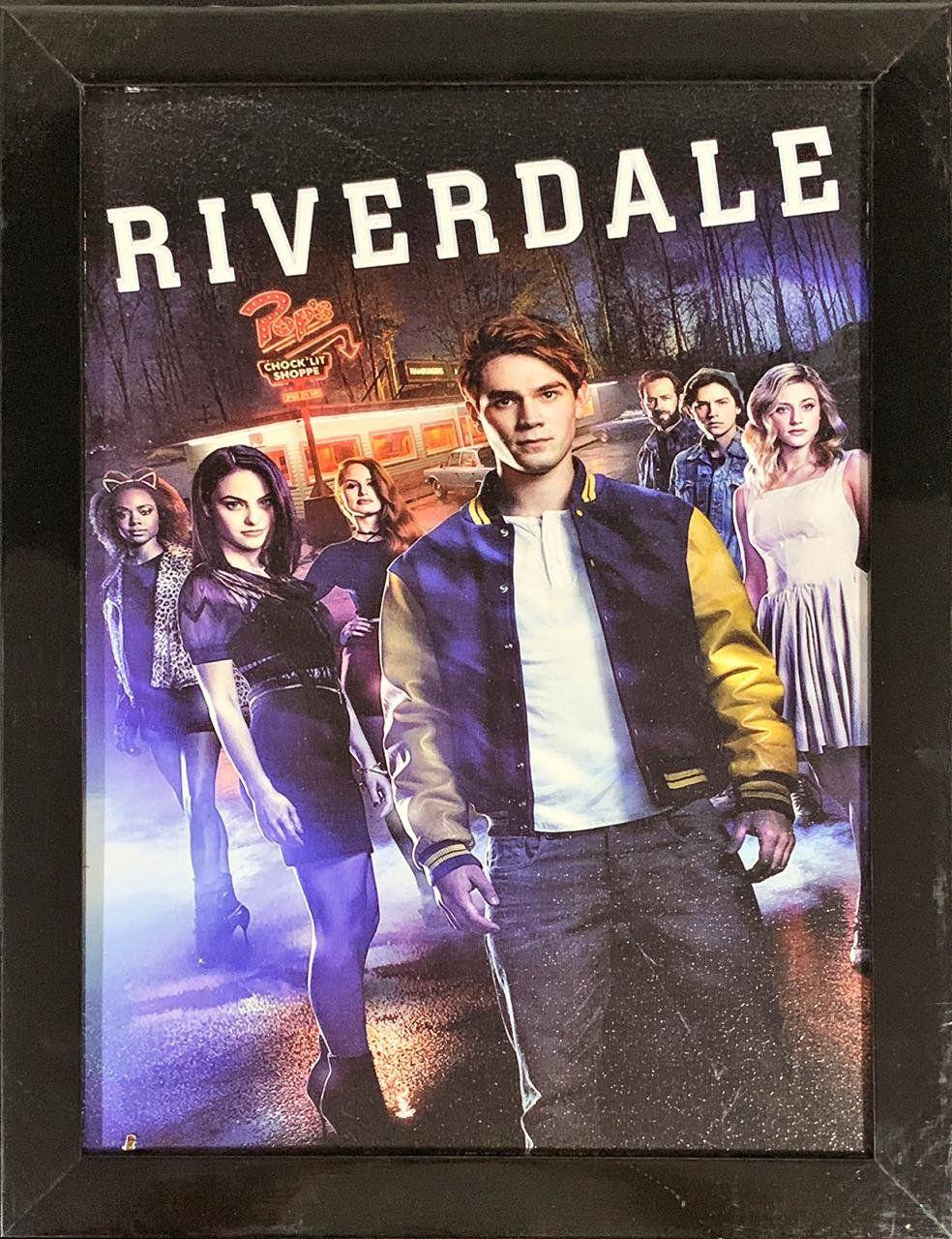 Quadro com Moldura Riverdale - EV