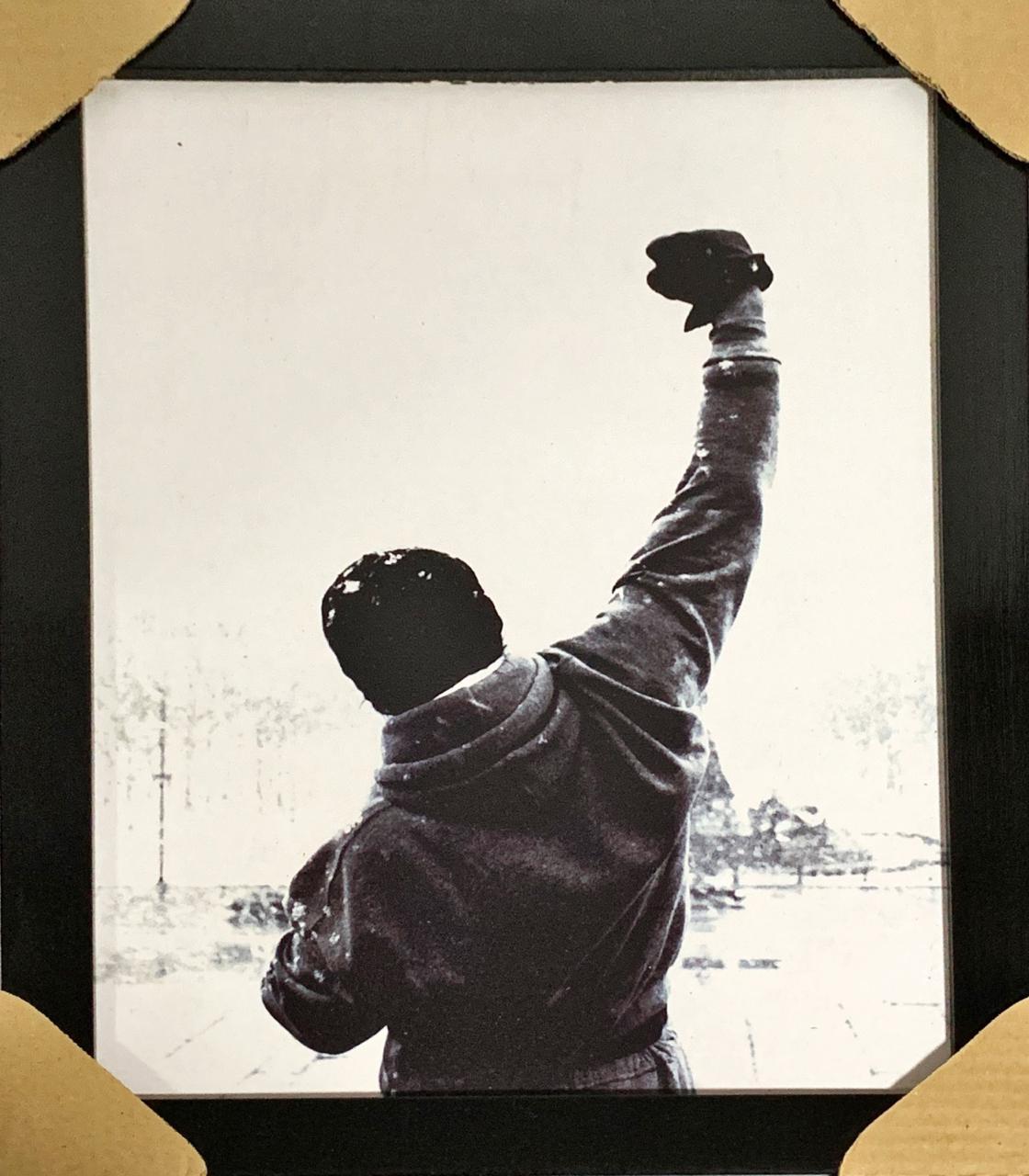 Quadro com Moldura Rocky Balboa: Rocky