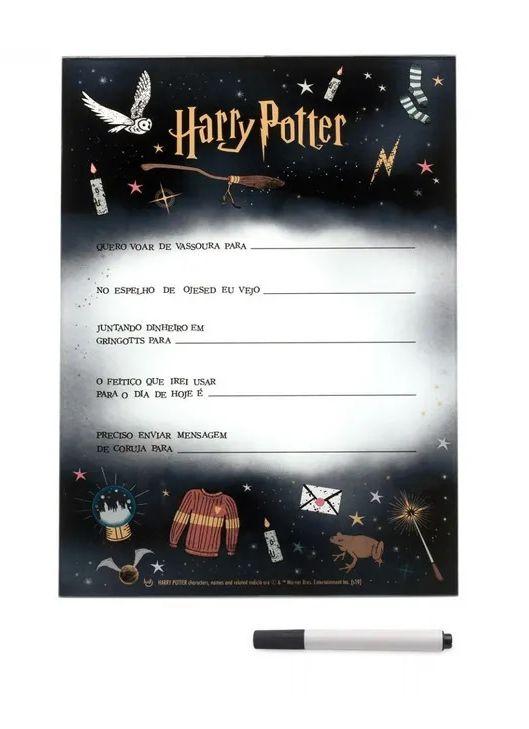 Quadro Customizável Harry Potter: Harry Potter