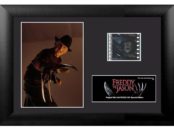 Quadro Decorativo (Com Película):  Freddy Krueger (Freddy vs. Jason) - 17x12 (Apenas Venda Online)