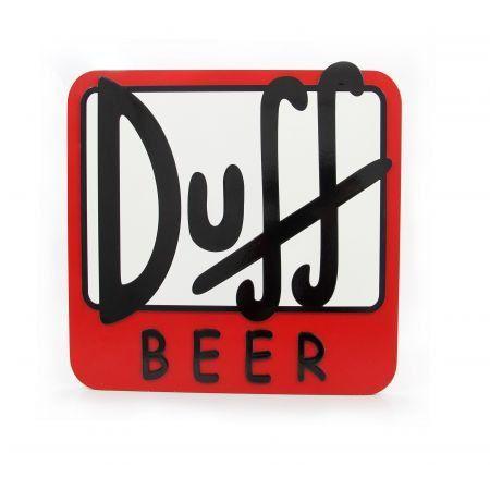 Quadro Duff Beer - Geton