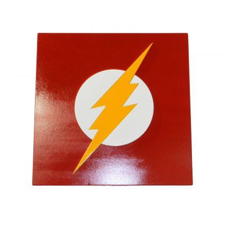 Quadro Flash Logo - Geton