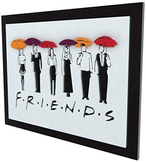Quadro: Friends - Geton