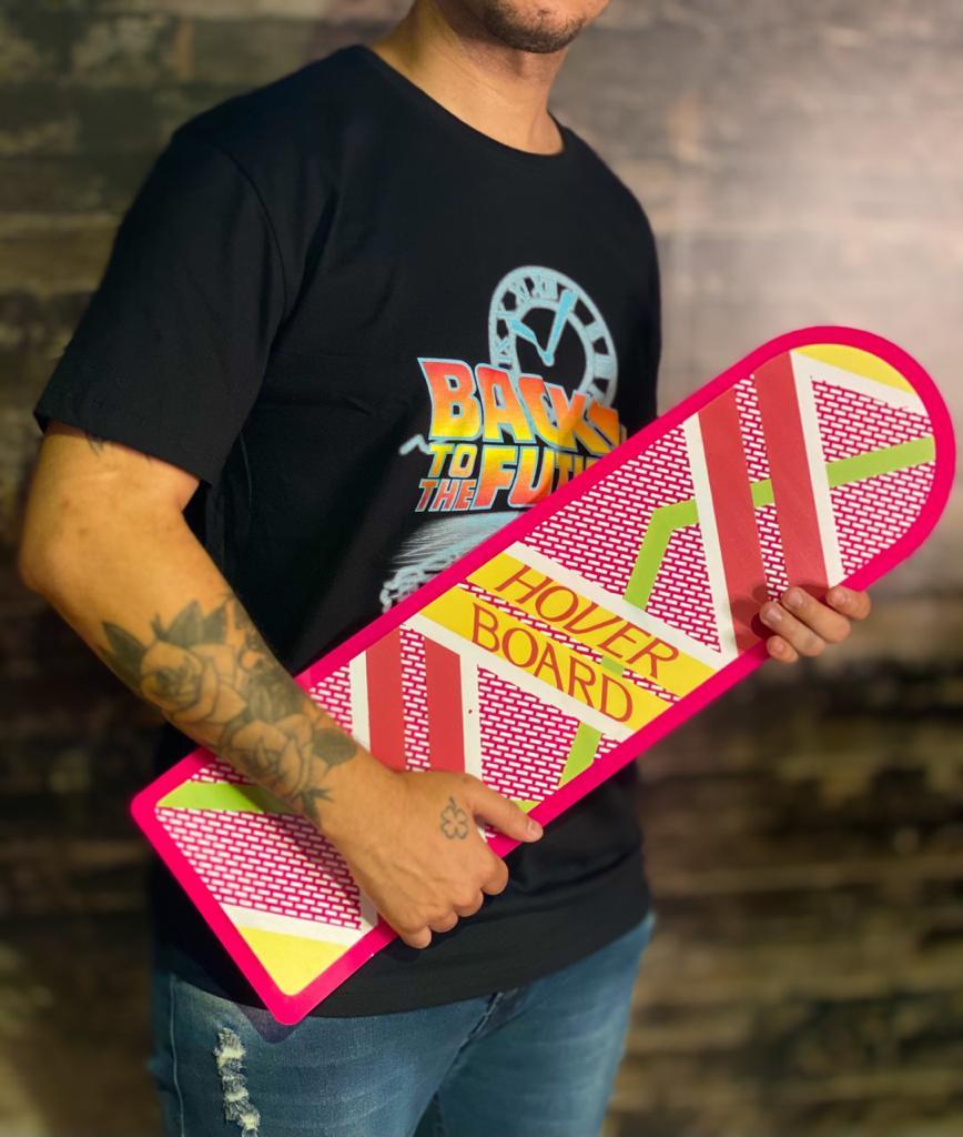 Quadro Hover Board: Back To The Future - 70x20