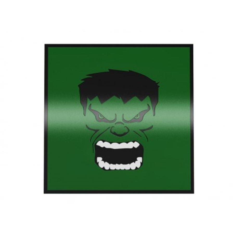 Quadro Hulk Face - Geton