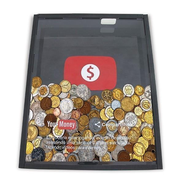 Quadro Interativo Your Money