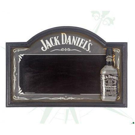 Quadro Negro Jack Daniels Oldway