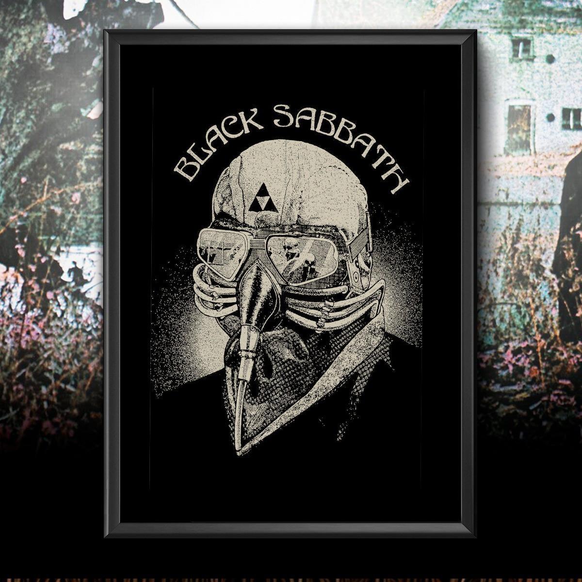 Quadro Piloto: Black Sabbath
