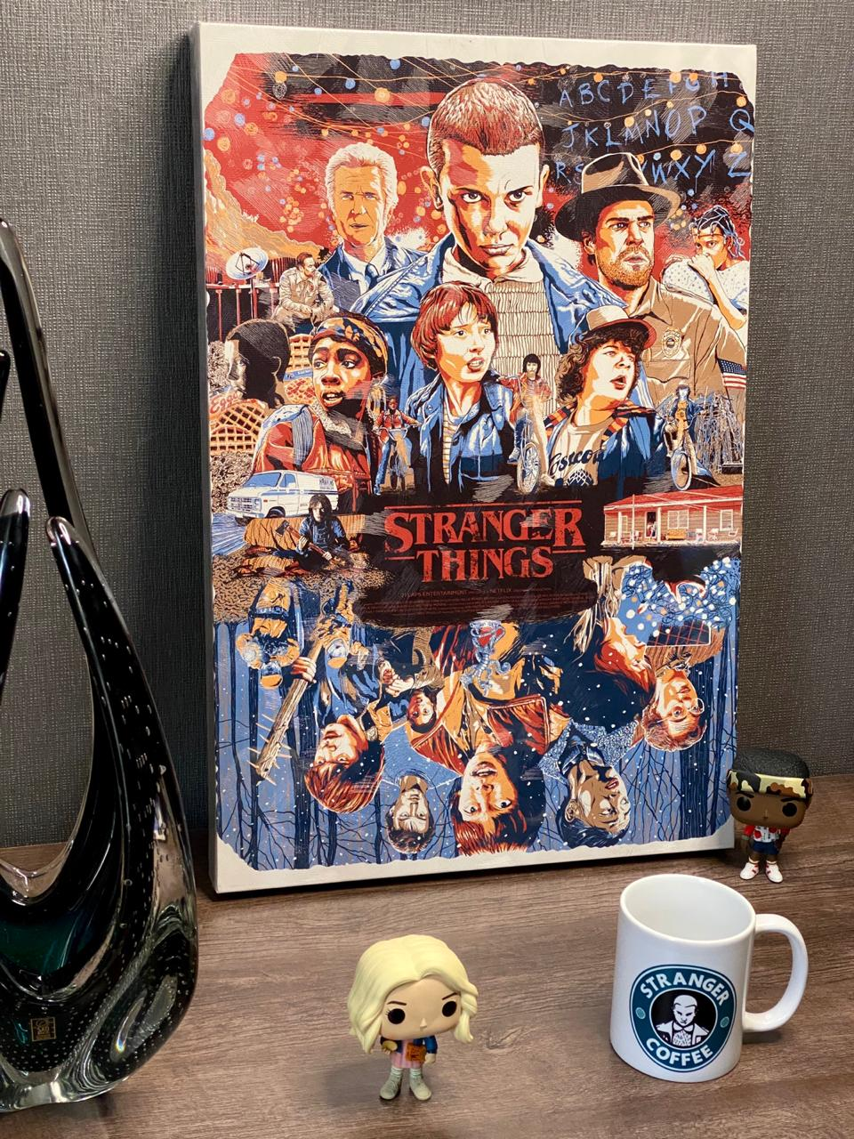 Quadro Prime Stranger Things