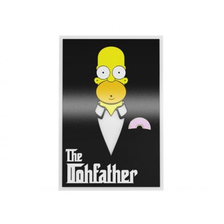 Quadro The Dohfather - Geton