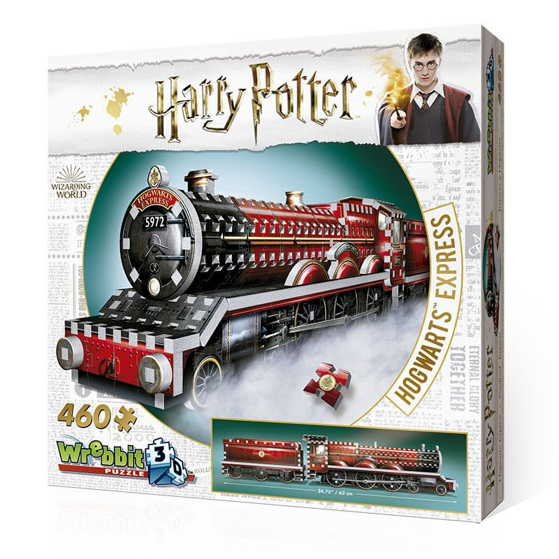 Quebra-Cabeça (Board Games - Boardgames) Expresso de Hogwarts (Harry Potter) - Galápagos Jogos