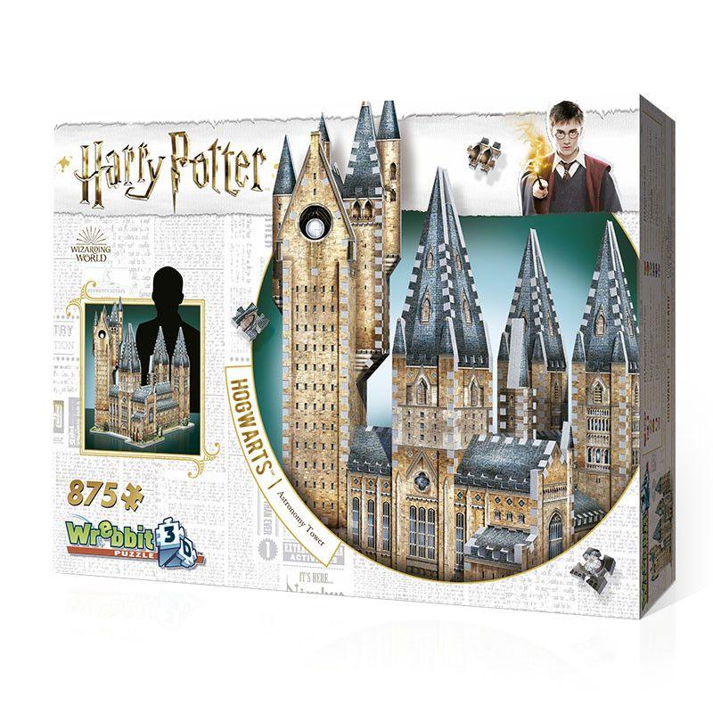 Quebra-Cabeça (Board Games - Boardgames) Hogwarts - Torre de Astronomia (Harry Potter) - Galápagos Jogos