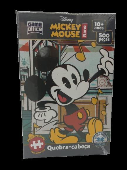 Quebra-Cabeça Mickey Mouse: Disney - Game Office