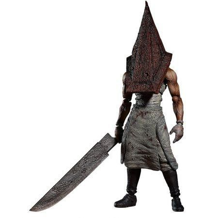 Red Pyramid Thing Silent Hill 2 - Figma