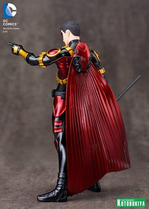 Estátua Red Robin: DC Comics Os Novos 52 (New 52) Artfx+Statue Escala 1/10 - Kotobukiya