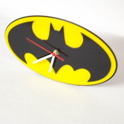 Relógio Batman - FP Design