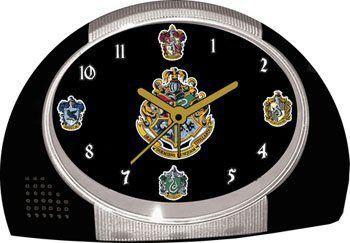 Relógio de Mesa Harry Potter - Neca