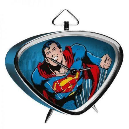 Relógio de Mesa Superman - Dc Comics