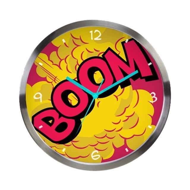 Relógio de Parede Boom - DC Comics