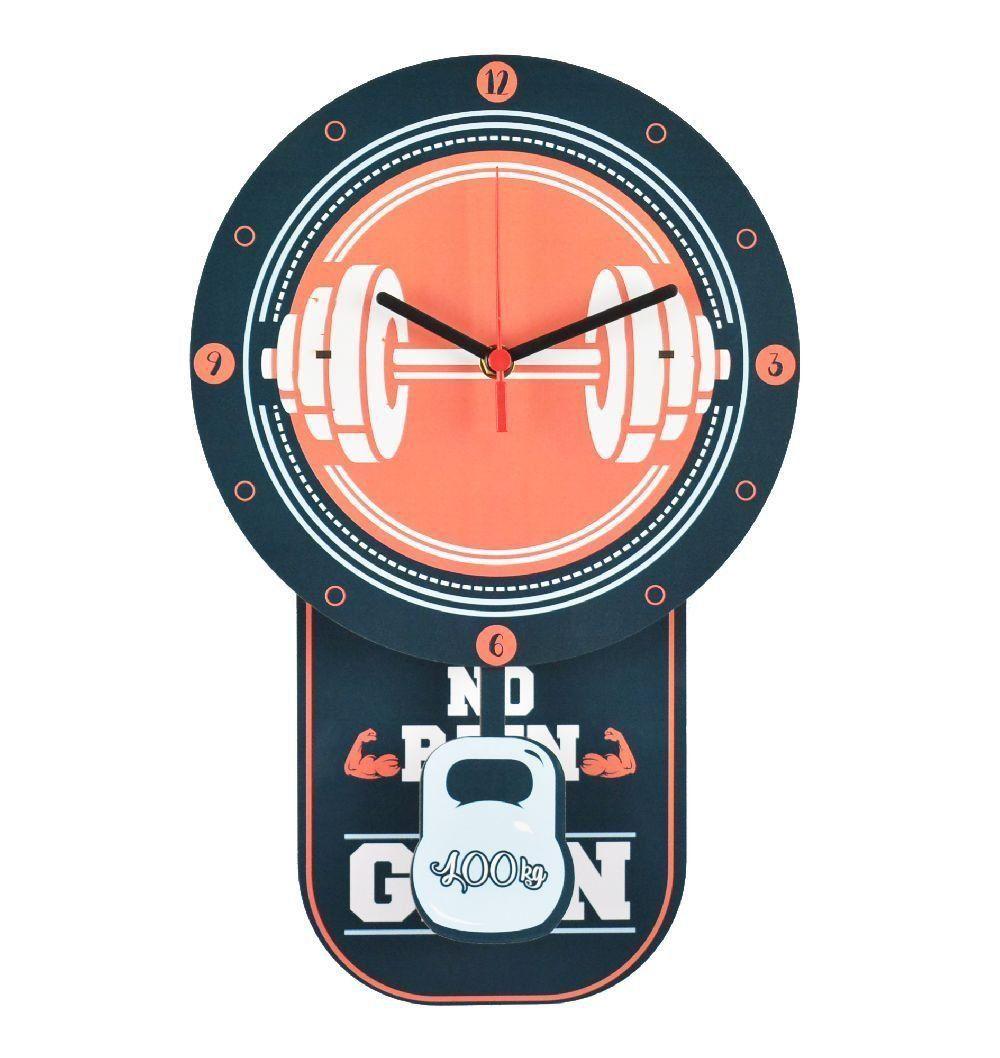 Relógio de Parede com Pêndulo Acadêmia