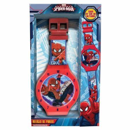 Relógio de Parede Homem-Aranha (Spider-Man) - DTC