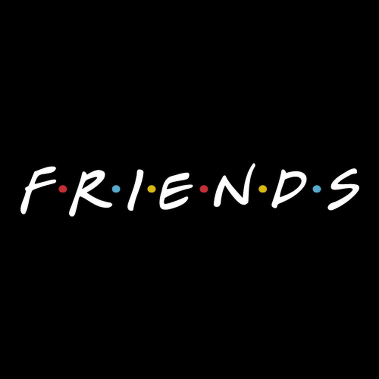 """Relógio de Parede Moldura """"I´ll Be There For You"""": Friends"""