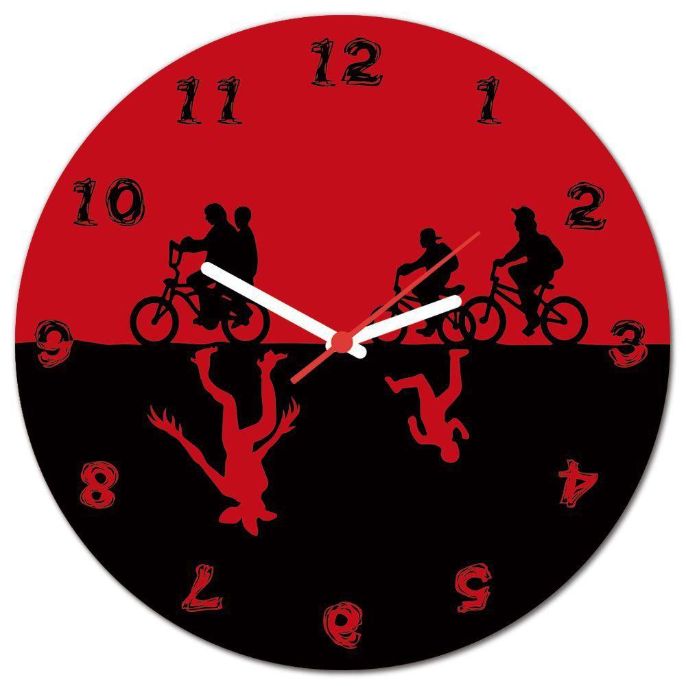 Relógio de Parede Stranger Things