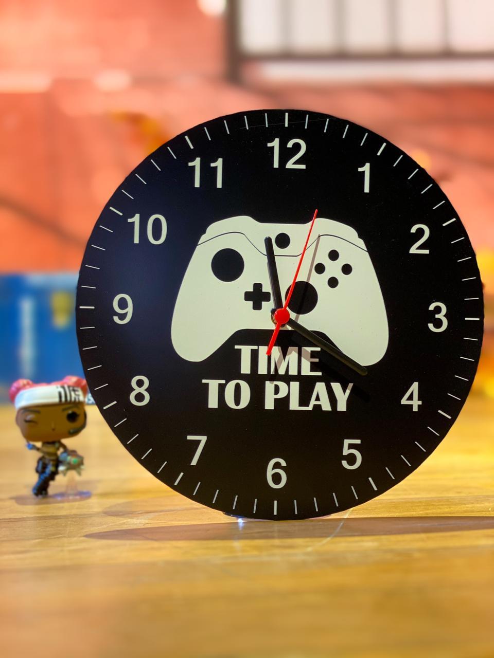 Relógio de Parede Time To Play (Xbox One)