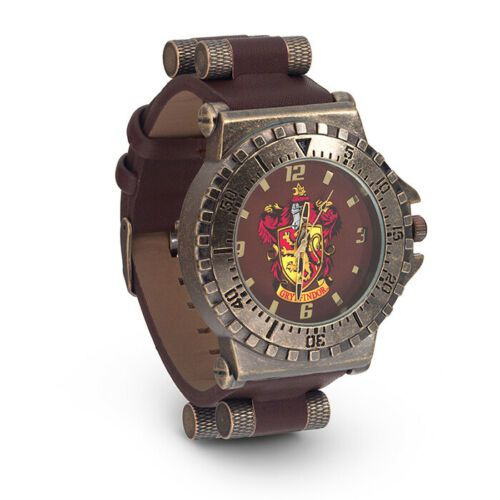 Relógio de Pulso Grifinória (Gryffindor): Harry Potter - Accutime