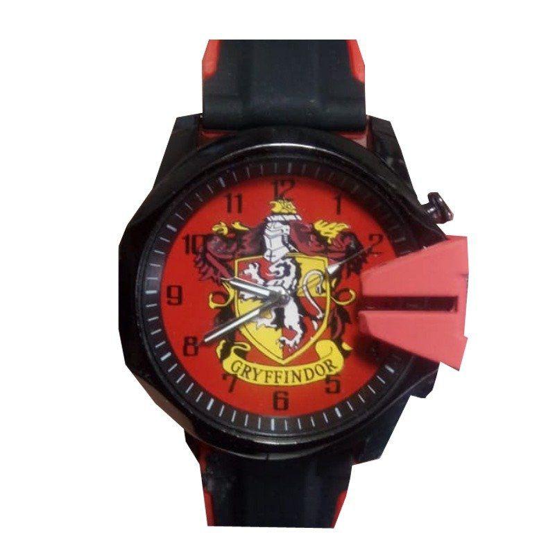 Relógio de Pulso Grifinória (Hogwarts): Harry Potter