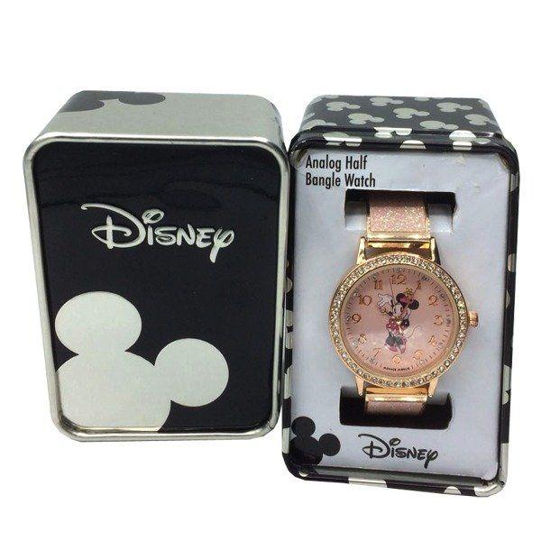 Relógio de Pulso Minnie Mouse (Rose): Disney