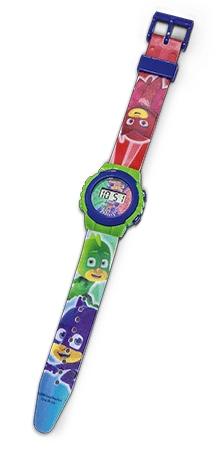 Relógio Digital PJ Masks (Mod B) - DTC