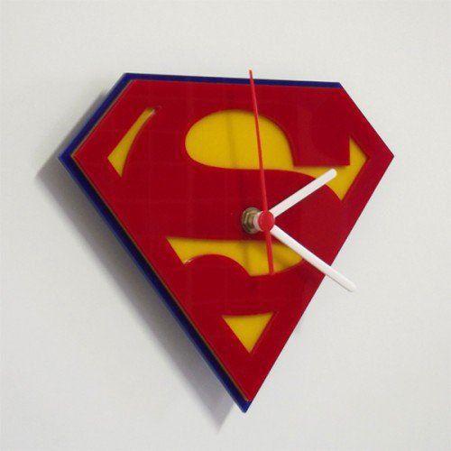 Relógio Superman - FP Design