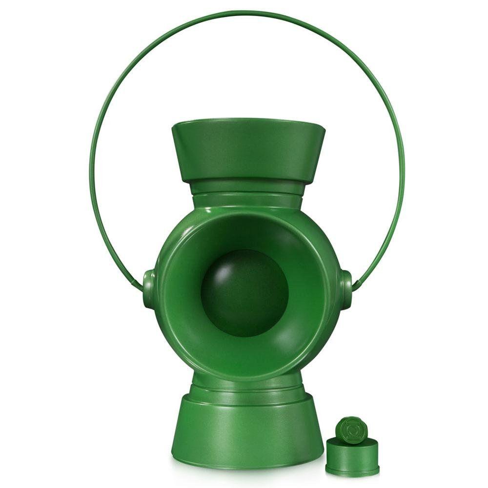 Réplica Anel e Lanterna Verde (Green Lantern): Laterna Verde (Green Lantern) Escala 1/1 - DC Direct - CG