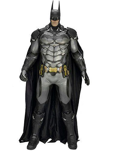 Réplica Batman (Life Size): Batman Arkham Knight (Escala 1/1) - Neca