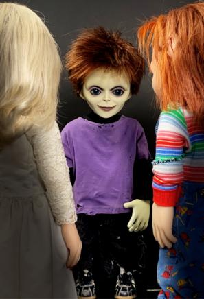 Réplica Boneco Glen: O Filho de Chucky (Seed of Chucky Child's Play 5) - Trick or Treat Studios - EV