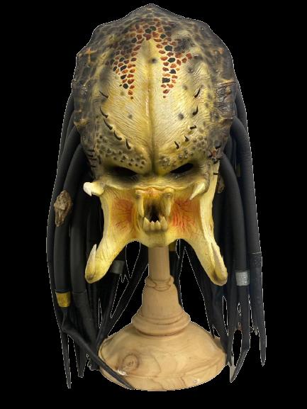 Réplica Estátua Busto Predador (Predator) Escala 1/1 Premium