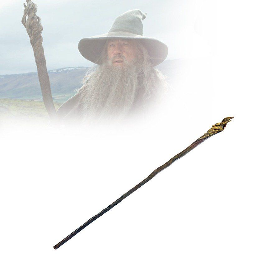 Réplica Cajado do Gandalf: O Senhor dos Anéis (The Lord of the Rings)