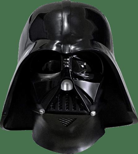 Réplica Capacete Darth Vader: Star Wars Episódio IV Uma Nova Esperança (A New Hope) Escala 1/1 - EFX - CG