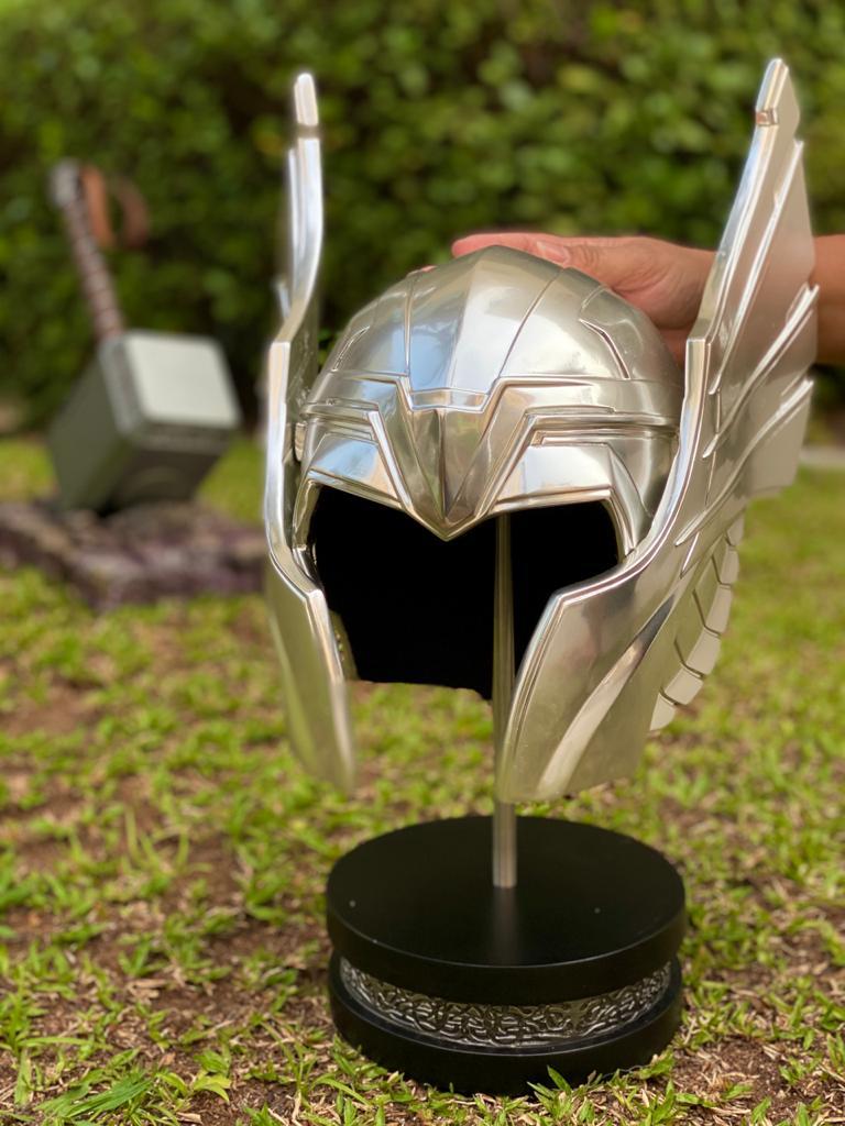 Réplica Capacete Thor (Escala 1/1) - Taurus Studio